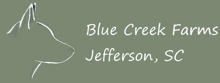 Blue Creek Farms Jefferson, SC